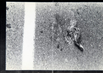 Postcard (front) 467 Dickson Alpharetta, GA 1979 6 1/2 x 4 ¼ in.